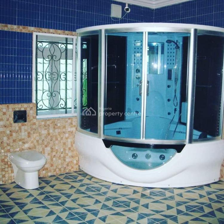 6 Bedroom Detached Duplex, 1 Room Bq and Swimming Pool, Gwarinpa, Abuja, Detached Duplex for Sale