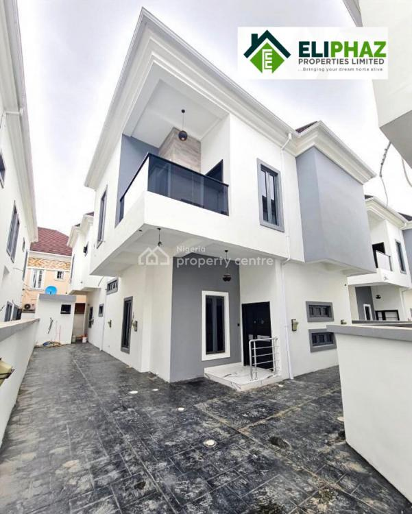 Exquisite 5 Bedroom Detached Duplex, Chevron, Lekki, Lagos, Detached Duplex for Sale