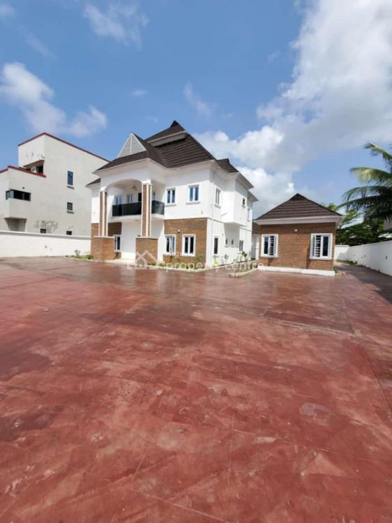 5 Bedrooms Detached Duplex Wit 2 Rooms Bq, Pinnock Estate, Osapa, Lekki, Lagos, Detached Duplex for Sale