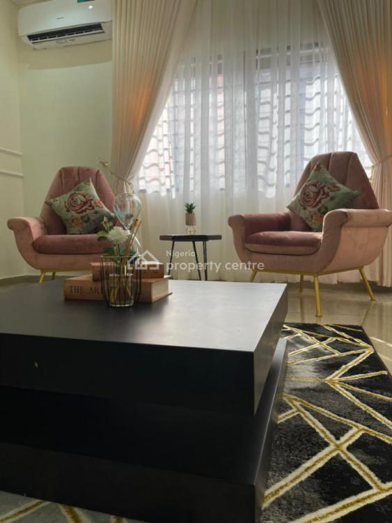 Tastefully Furnished 4 Bedroom Apartment with Games, Wifi and Netflix, Ikate, Lekki, Lagos, Flat / Apartment Short Let