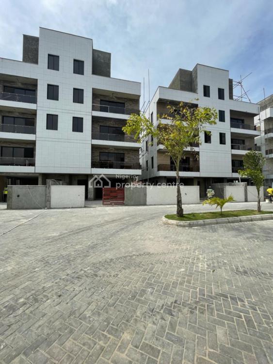 6 Units of 5 Bedrooms Detached Semi Duplex with a Bq, Banana Island, Ikoyi, Lagos, Semi-detached Duplex for Sale