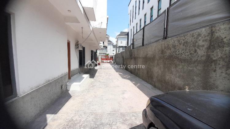 Beautiful Luxury 4 Bedroom Terrace with 1 Room Bq in a Gated Estate., Ikate Elegushi, Lekki, Lagos, Terraced Duplex for Sale