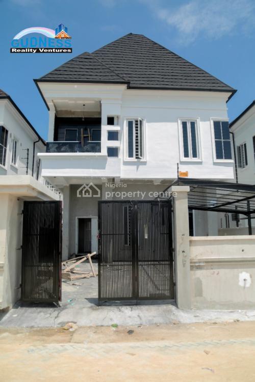 5 Bedroom Detached Duplex, Osapa, Lekki, Lagos, Detached Duplex for Rent