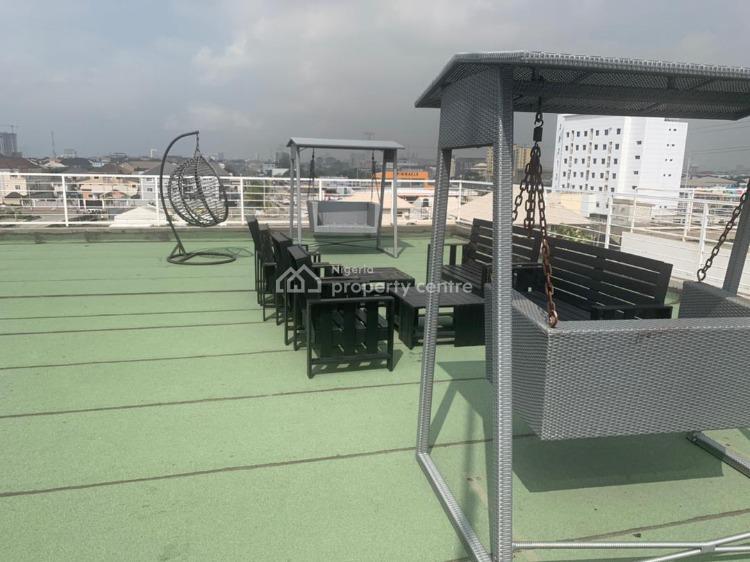 Premuim 2 Bedroom with Quality Interior and Beautful Balcony, Lekki, Lagos, Flat / Apartment Short Let