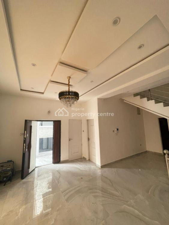 4 Bedrooms Detached Duplex with Pent House, Osapa, Lekki, Lagos, Detached Duplex for Sale