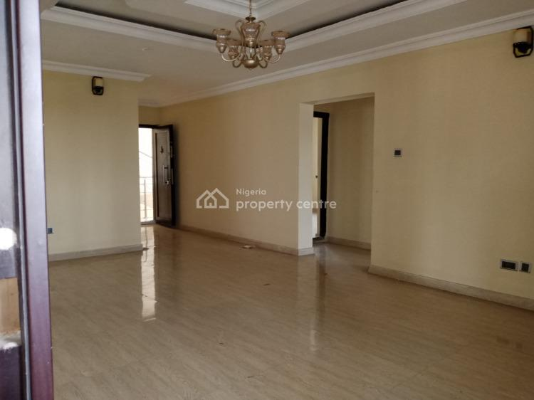 Newly Built 3 Bedroom Flat Upstairs, Sangotedo, Ajah, Lagos, Flat / Apartment for Rent