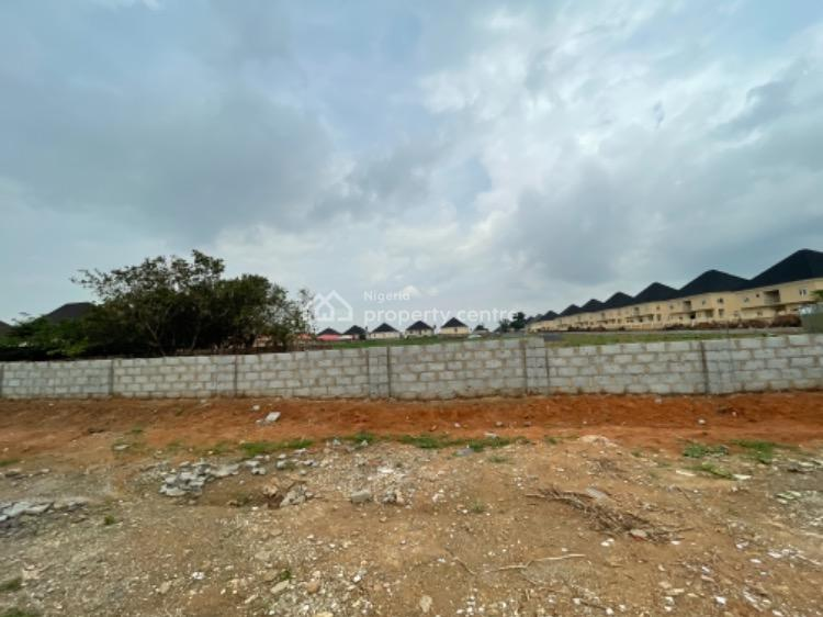 500sqm Fully Detached 4 Bedroom with a Bq Estates Residential Land, Located at Gaduwa District Fct Abuja, Gaduwa, Abuja, Residential Land for Sale