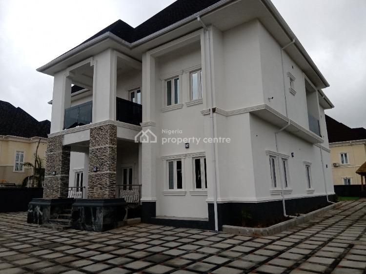 Luxury Brand New 5 Bedroom Detached Duplex with Bq and Pool, Efab Metropolis Estate, Gwarinpa, Abuja, Detached Duplex for Sale