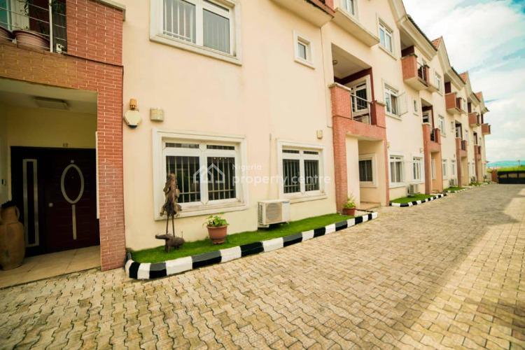 Luxury 4 Bedroom Terraced Duplex, Maitama District, Abuja, Detached Duplex for Rent