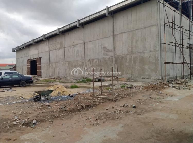 Newly Built 3 Bay Warehouse Measuring 4650 Sqm, Ikeja, Lagos, Warehouse for Rent