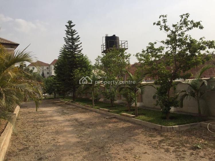 a Partially-furnished 8-bedroom Duplex, with Features., Katampe (main), Katampe, Abuja, Detached Duplex for Sale