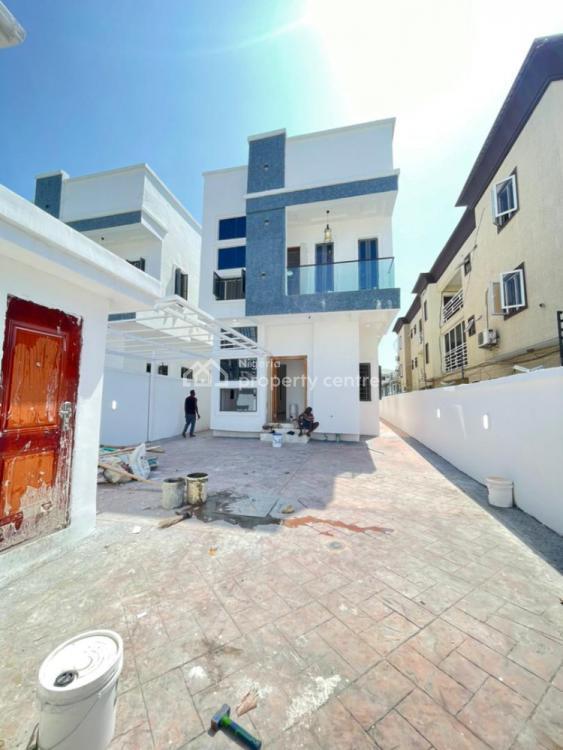 Classic 5 Bedroom, Osapa, Lekki, Lagos, Detached Duplex for Sale