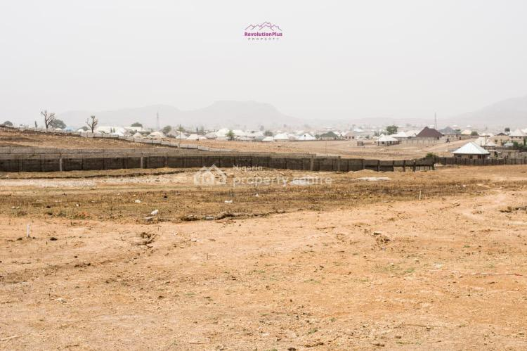 Get an Affordable 100% Dry Land, Royalty Park and Garden Facing The Keffi Expressway, Mararaba, Abuja, Residential Land for Sale