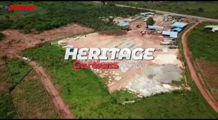 Land; Heritage Gardens,, Beside Admiralty Naval University of Nigeria, Asaba, Delta, Mixed-use Land for Sale