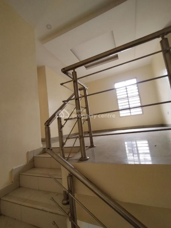 Detached 5 Bedroom with 2bq Brand New, Ikate Elegushi, Lekki, Lagos, Terraced Duplex for Sale