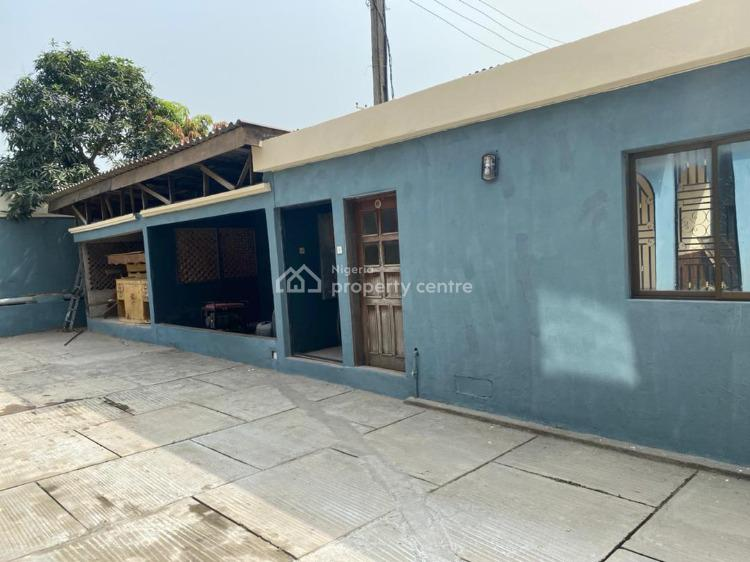 a Solid 6 Bedroom Detached Duplex and 3 Rooms Bq on 900sqm, Okota, Isolo, Lagos, Detached Duplex for Sale