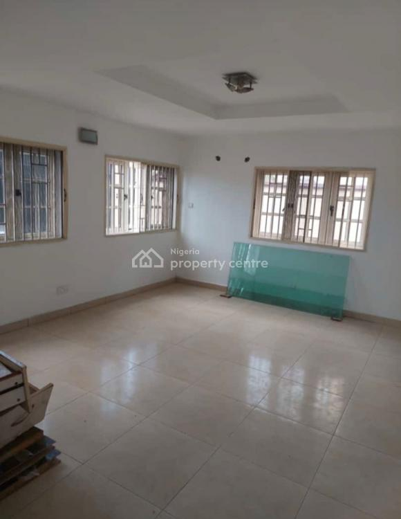 Decent 4 Bedroom Duplex Just 2 People in a Compound, Courtis Street Off Adeniran Ogunsanya, Adeniran Ogunsanya, Surulere, Lagos, Semi-detached Duplex for Rent