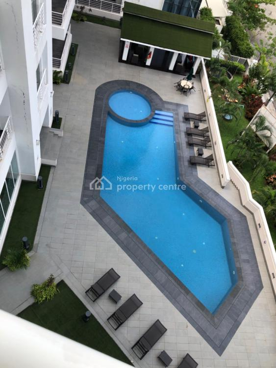 Amazing 3 Bedroom Apartment with a View, Banana Island, Ikoyi, Lagos, Flat / Apartment for Rent