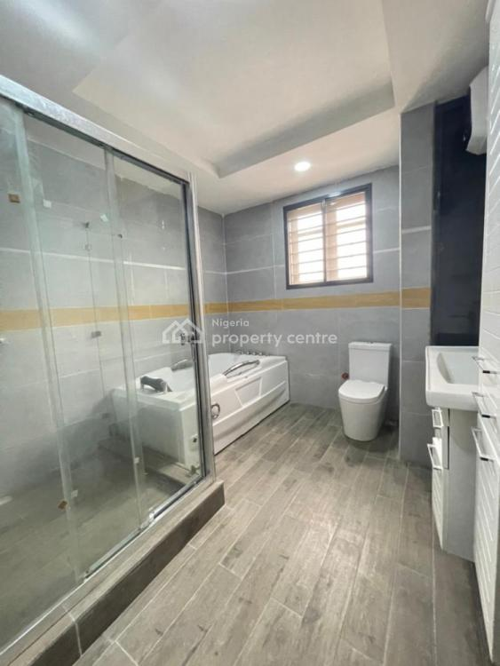 3 Bedroom Apartment with Elevator, Gym, Swimming Pool and 1 Room Bq, Ikoyi, Lagos, Block of Flats for Sale