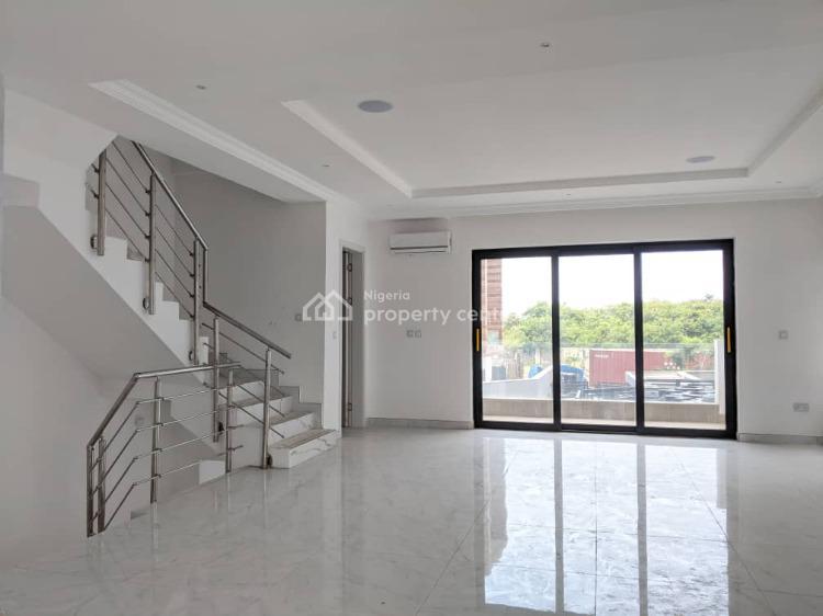 5 Bedroom Semi Detached Duplex Plus a Room Bq, Banana Island, Ikoyi, Lagos, Semi-detached Duplex for Rent
