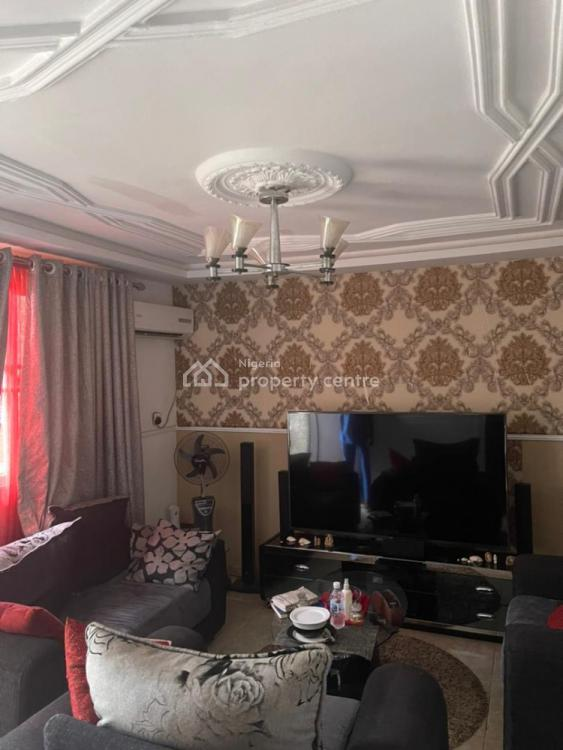 Nicely Styled 3 Bedroom Semi Detached Bungalow with 2 Unit Bq, Mbora (nbora), Abuja, Semi-detached Bungalow for Sale
