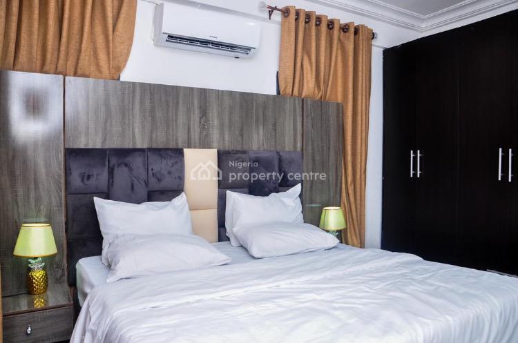 Three Bedrooms Apartment, 1, Bede Alugbue Street, Palm Spring Road, Ikate, Lekki, Lagos, Flat / Apartment Short Let