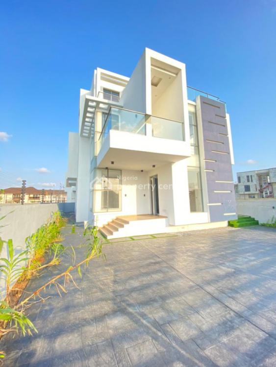 Luxury 5 Bedroom Fully Detached Duplex with Swimming Pool, Osapa, Lekki, Lagos, Detached Duplex for Sale
