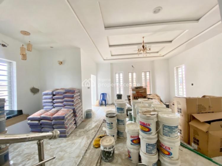 5 Bedrooms Detached Duplex, By The 2nd Tollgate, Lekki, Lagos, Detached Duplex for Sale