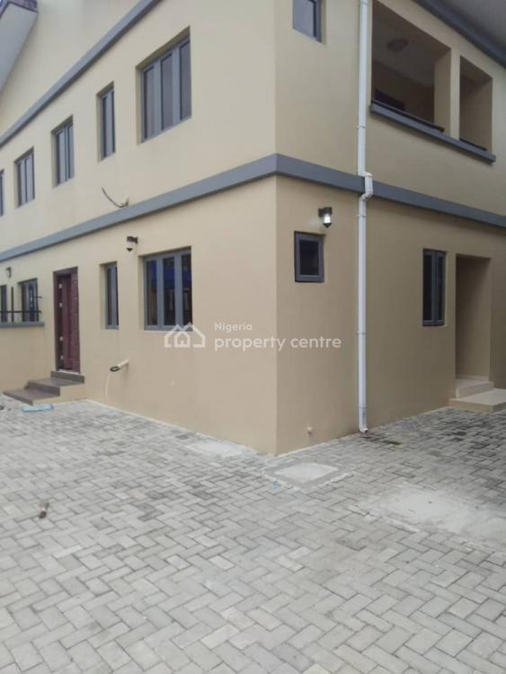 Newly Built 2 Bedroom Flat Available Plus Bq, Lekki Phase 1, Lekki, Lagos, Flat / Apartment for Rent