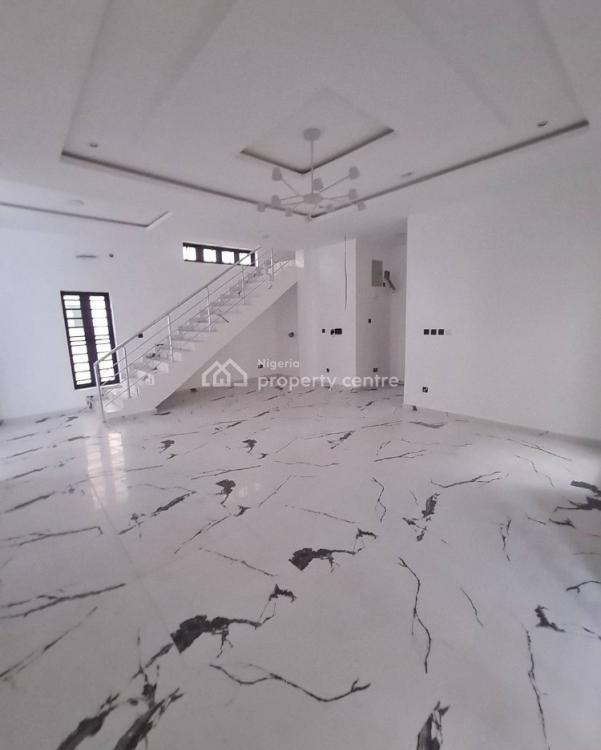 5 Bedroom Duplex with a Bq, Chevron Drive, Lekki, Lagos, Detached Duplex for Sale
