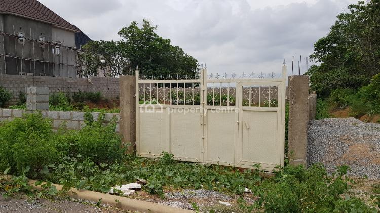 Fine 800sqm Land with C of O, Fenced with Gate, Off Ameyo Adedevoh Way, After Navy Quarters, Jahi, Abuja, Residential Land for Sale