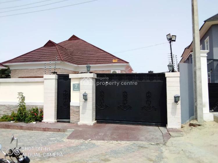 4 Bedrooms Bungalow with 2 Room Bq, Black Gate Bus-stop, Badore, Ajah, Lagos, Detached Bungalow for Sale