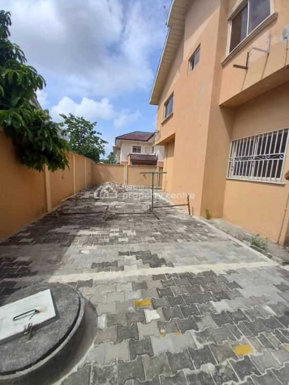 3 Bedroom Terrace Duplex, Vgc, Lekki, Lagos, Terraced Duplex for Rent