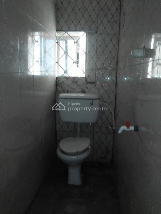 Room Selfcon Very Clean with Tiles, Light & Water, Off Adetola Street, Aguda, Surulere, Lagos, Self Contained (single Rooms) for Rent