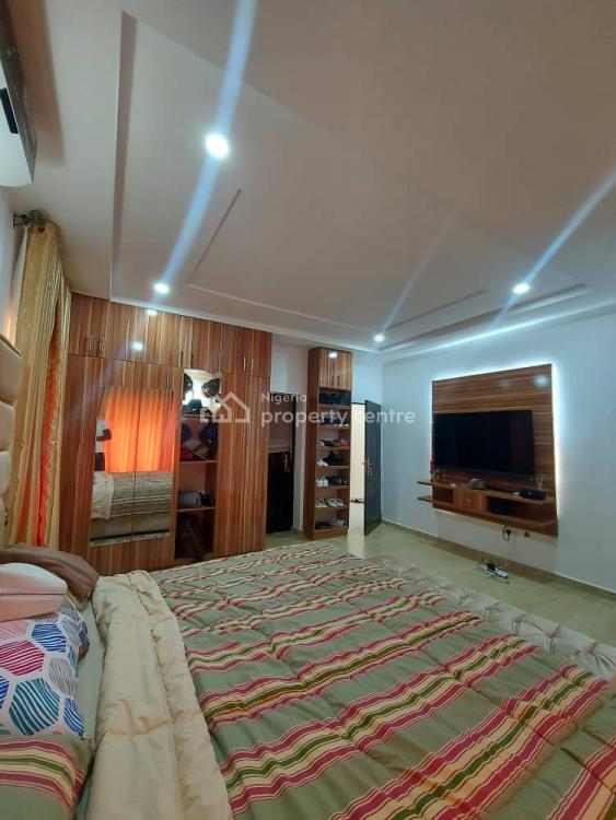 Brand New 2 Bedrooms Serviced & Furnished Flat, Inverter, By Gilmore, Jahi, Abuja, Flat / Apartment for Sale