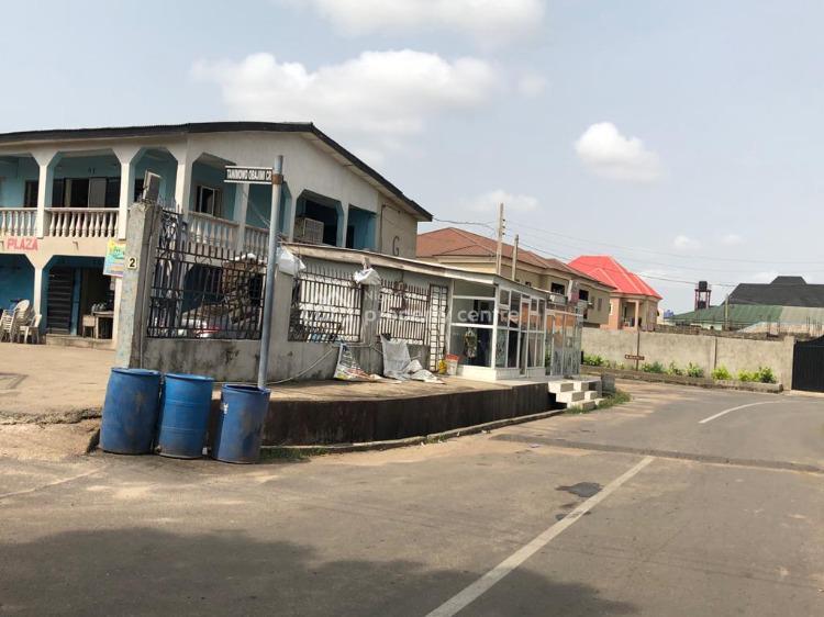Shopping Complex, Oko Oba Gra, Scheme 1, Agege, Lagos, Plaza / Complex / Mall for Sale