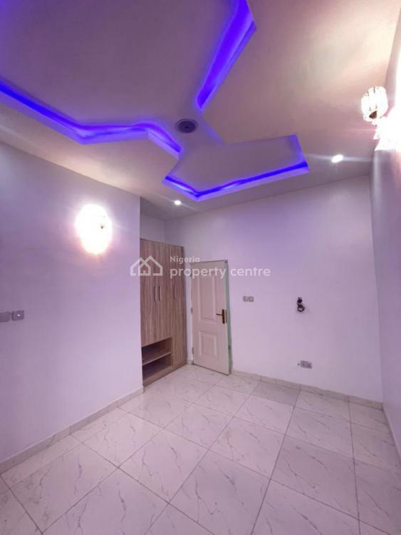 Very Affordable Luxury 4 Bedroom Duplex + Bq, Chevron, Lekki, Lagos, Semi-detached Duplex for Sale