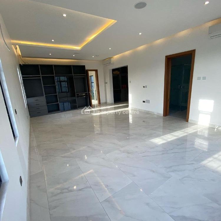 Contemporary 5 Bedroom Fully Detached Duplex, Lekki Phase 1, Lekki, Lagos, Detached Duplex for Sale