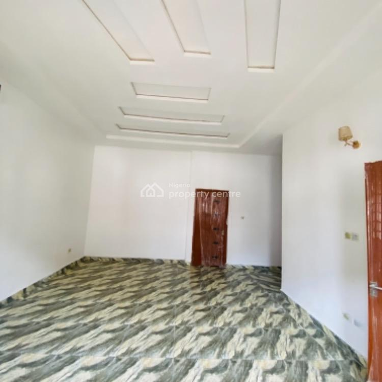 Serviced Contemporary 4 Bedroom with Top Class Finishing, After Chevron Drive, Lekki, Lagos, Semi-detached Duplex for Sale