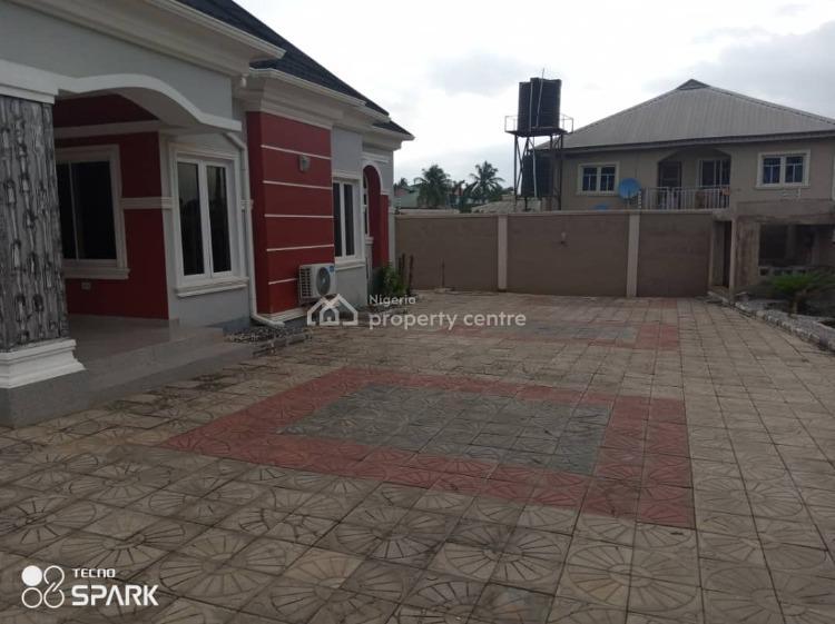 Detached 4 Bedroom Bungalow, Akala Express, Elebu, Ibadan North, Oyo, Detached Bungalow for Sale