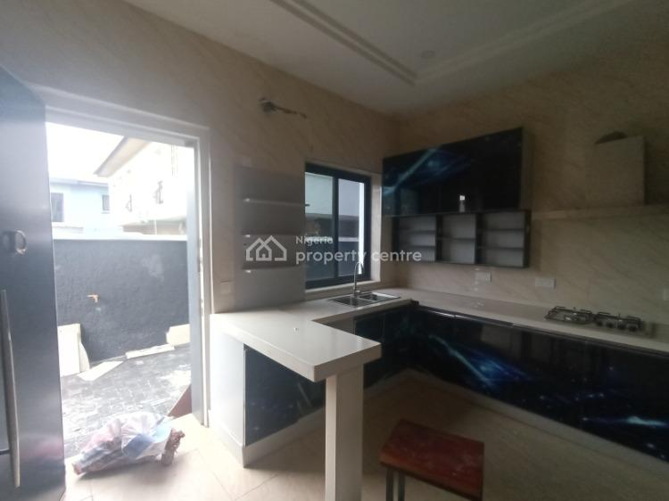 4 Bedrooms Terraced Duplex with Bq, Lekki Phase 1, Lekki, Lagos, Terraced Duplex for Sale