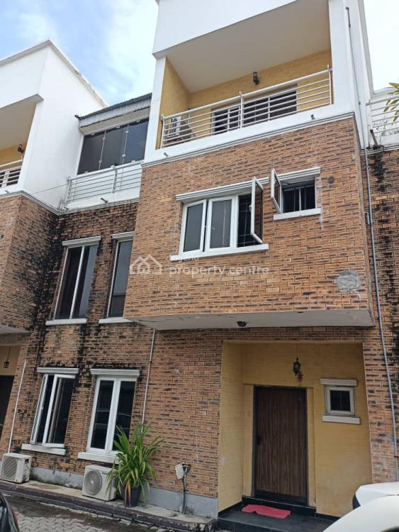 4 Bedrooms Terraced Duplex, Off Oladimeji Alo, Lekki Phase 1, Lekki, Lagos, Terraced Duplex for Sale