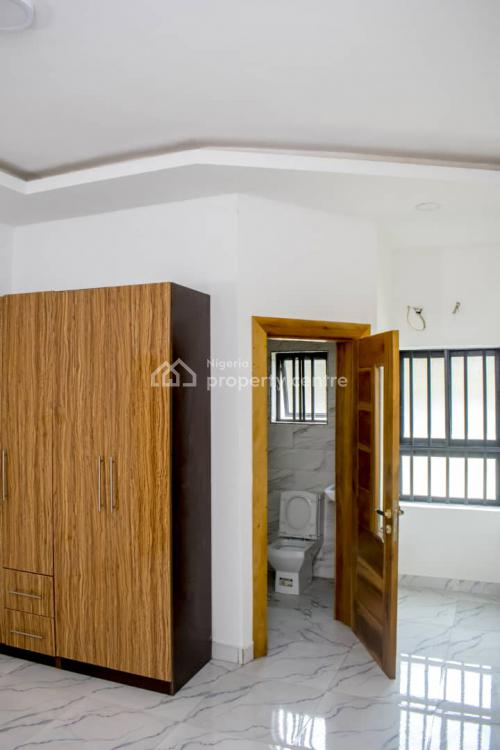 Brand New & Serviced 5 Bedrooms Terraced Duplex, Around Imax Cilima, Lekki Phase 1, Lekki, Lagos, Terraced Duplex for Sale