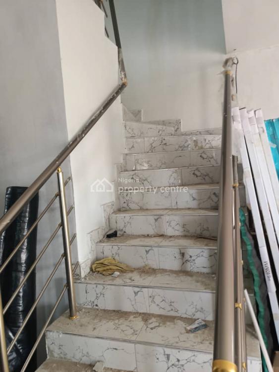 Brand New 4 Bedrooms Semi Detached Duplex, Bakare Estate, Agungi, Lekki, Lagos, Semi-detached Duplex for Sale