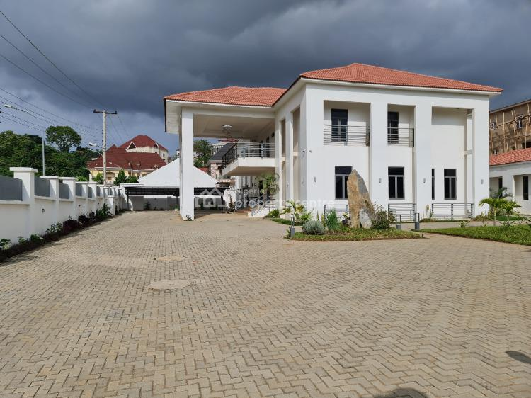 Real Haven on Earth, Nia, Asokoro District, Abuja, House for Sale