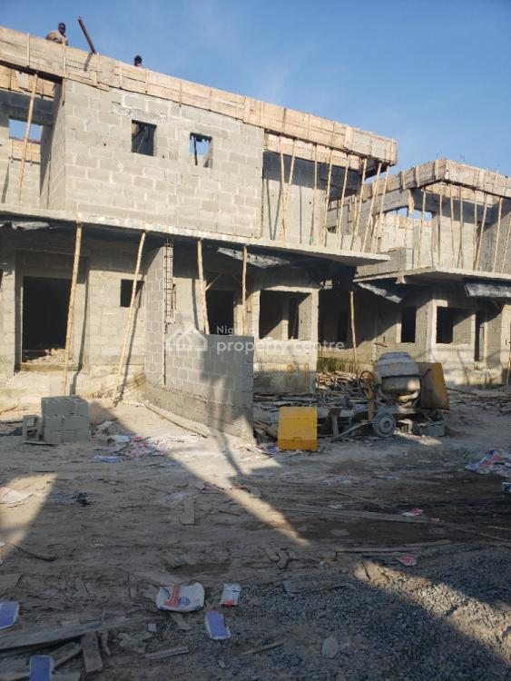 3 Bedroom Luxury Terraces with Bq, Gra. De Avocado Luxury and Smart Homes, Abijo, Lekki, Lagos, Semi-detached Duplex for Sale