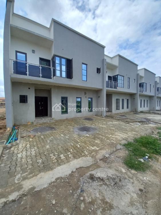 4 Units of 3 Bedrooms Terraced Duplex, After Sunnyvale Estate, Dakwo, Abuja, Terraced Duplex for Sale