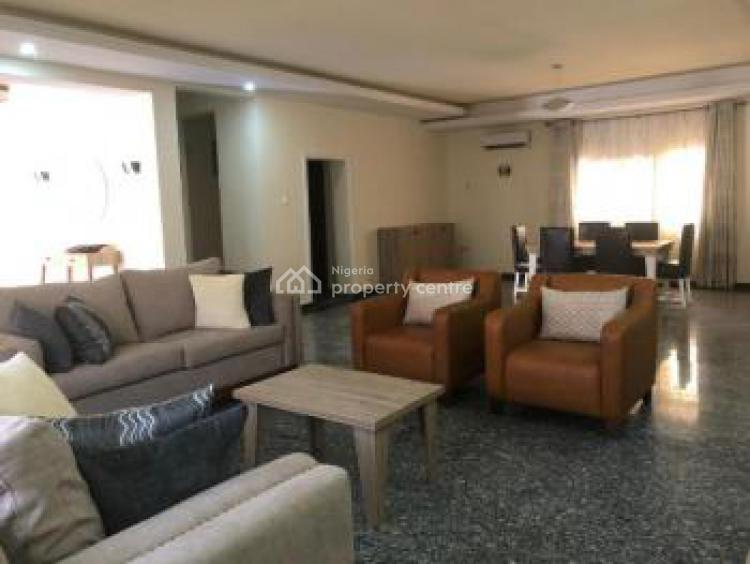 Fully Furnished and Serviced Three 3 Bedrooms Apartment, Maitama District, Abuja, Flat / Apartment for Rent