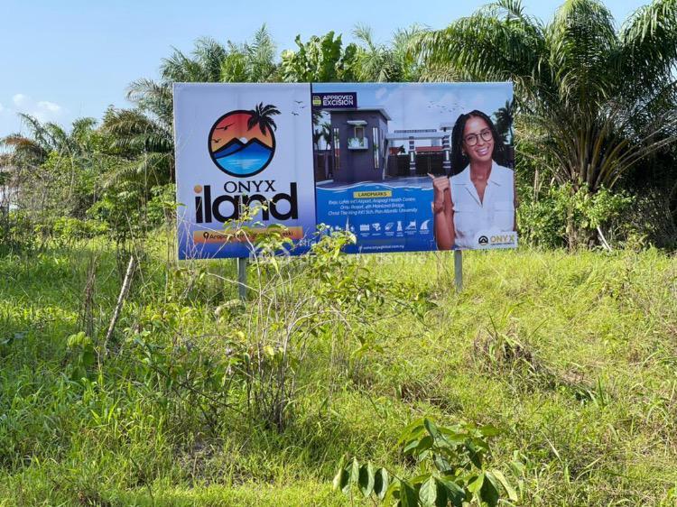 (100% Dry Land) Onyx Iland, Onyx Iland, Ibeju Lekki, Lagos, Residential Land for Sale