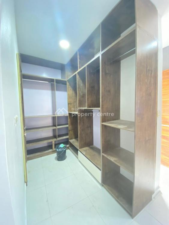 Exquisite Brand New 5 Bedroom  Fully-detached Duplex with a Room Bq, Osapa, Lekki, Lagos, Detached Duplex for Sale